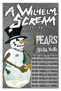 A Wilhelm Scream, PEARS, Brutal Youth Tour 2015