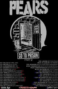 Go To Prison Part 2 Tour 2014