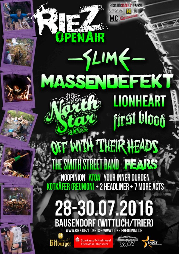 Riez Open Air 2016