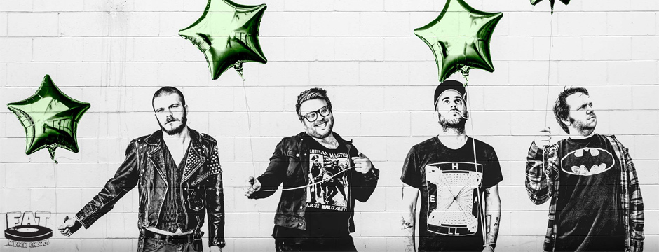 "PEARS New Album ""Green Star"" Out Now on Fat Wreck Chords 